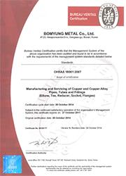 OHSAS18001(BV)